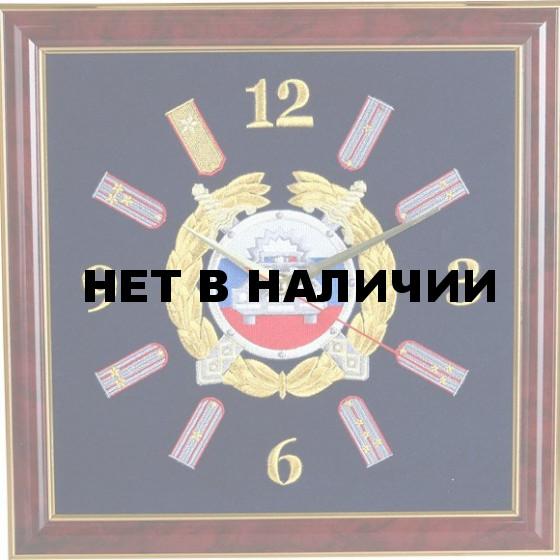 Часы ГИБДД настенные