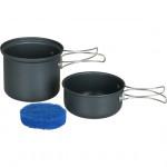 Набор посуды 1 кастрюля, 1 кружка (1-2 персоны)