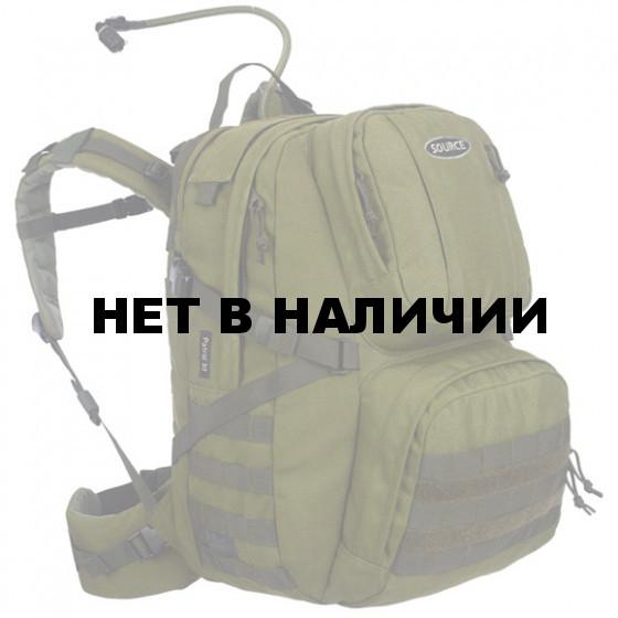 Рюкзак с питьевой системой PATROL 35L WXP Olive Drab