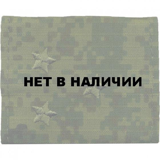 Фальшпогоны Старший лейтенант лес полевые вышивка шелк