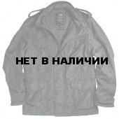 Куртка Hawthorne Jacket Dark Gun Metal Alpha Industries