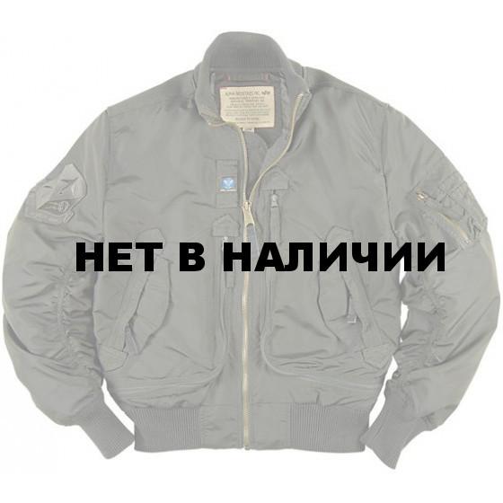 Куртка Prop Jacket Replica Grey Alpha Industries