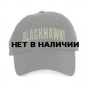 Бейсболка LOGO CAP BLACKHAWK black