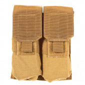 Подсумок для магазинов S.T.R.I.K.E. M4 Double Mag Pouch Blackhawk coyote tan
