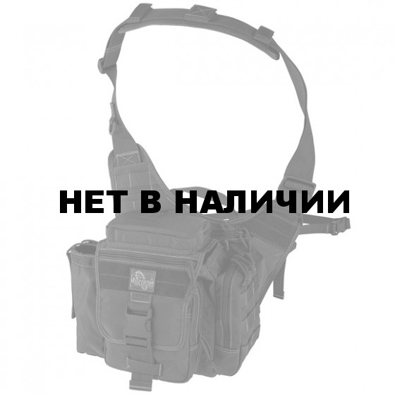 Сумка Maxpedition Jumbo E.D.C. black