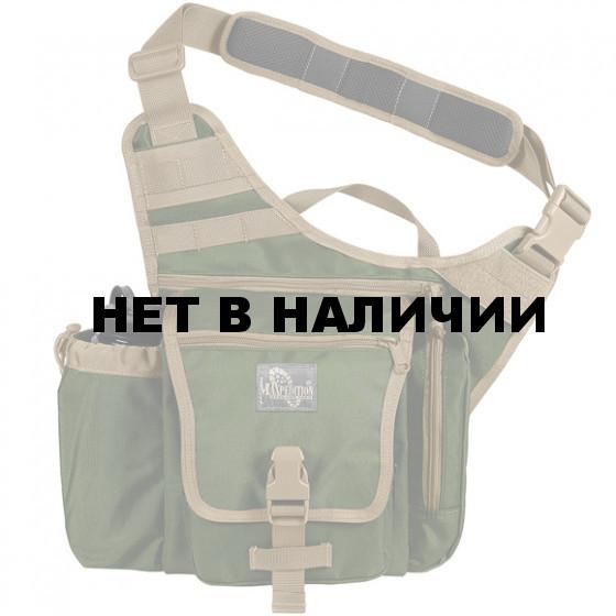 Сумка Maxpedition Jumbo K.I.S.S. green-khaki