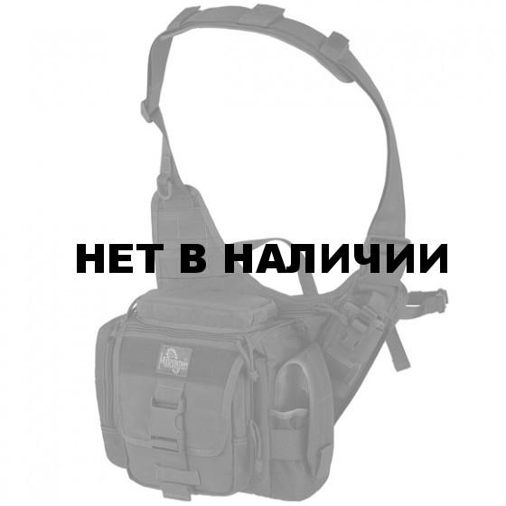 Сумка Maxpedition Jumbo L.E.O. S-type black