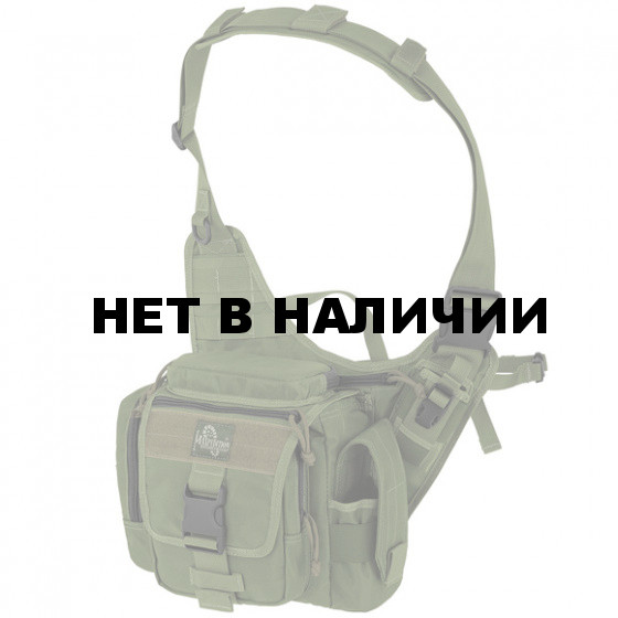 Сумка Maxpedition Jumbo L.E.O. OD green