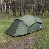 Палатка Capri 3 зеленая