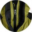 Куртка Druft черная мембрана Event