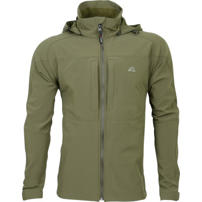 Куртка Armour Polartec SoftShell tobacco