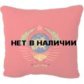 Подушка сувенирная Герб СССР вышитая