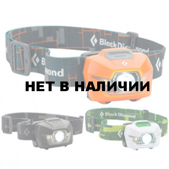 Фонарь налобный Storm Dark Shadow (Black Diamond)