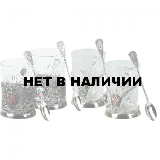 Набор для чая сувенирный средний