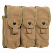 Подсумок для магазинов Coupled Magazine Pouch 3x.308/6xAK47 Blackhawk coyote tan