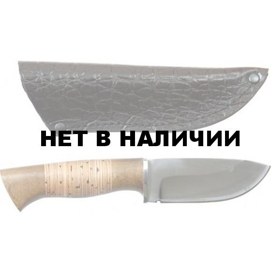 Нож Крот береста (Мастер Гарант)