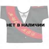 Рубашка-сувенир Мисс МВД вышивка