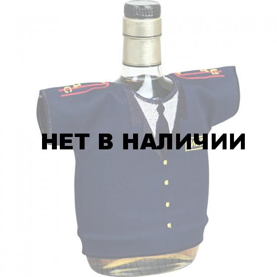 Рубашка-сувенир Милиция ДПС ГИБДД вышивка