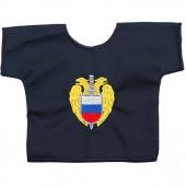 Рубашка-сувенир ФСО вышивка