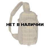Рюкзак однолямочный 5.11 Rush MOAB 10 sandstone