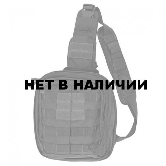 Рюкзак однолямочный 5.11 Rush MOAB 6 black