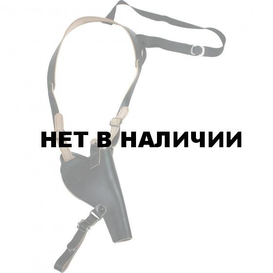 Кобура оперативная Наган черная