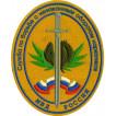 Нашивка на рукав Служба по борьбе с незак. оборотом наркотиков М