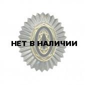 Кокарда ФСО металл