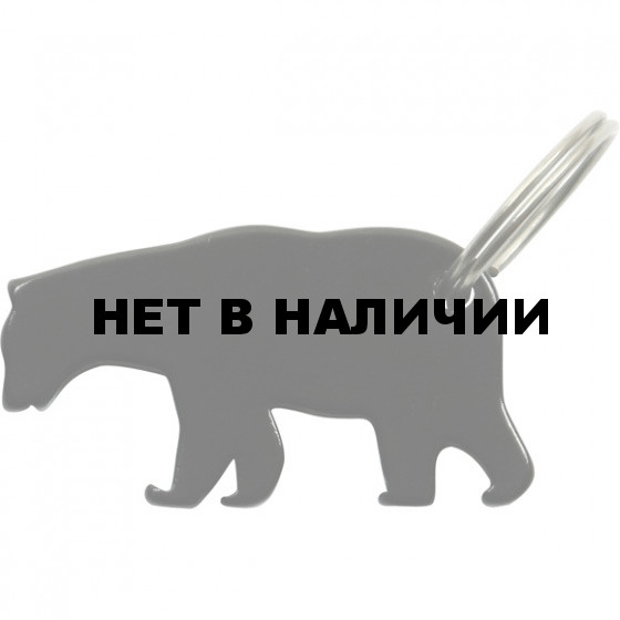 Брелок-открывалка медведь Track