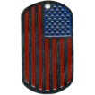 Жетон 1-22 Флаг США металл