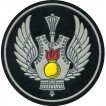 Нашивка на рукав Главное автобронетанковое управление МО люрекс