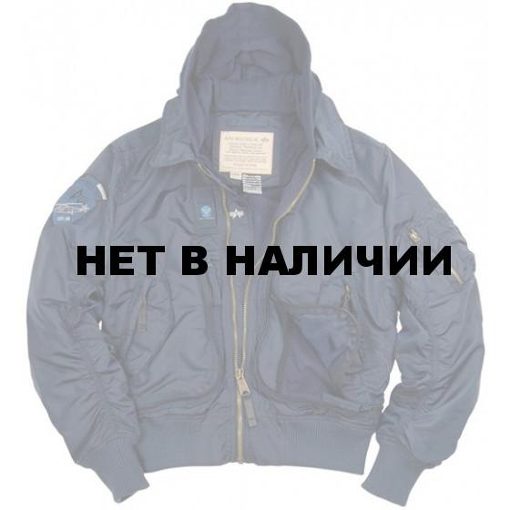 Куртка Air Race Hooded Jacket Alpha Industries