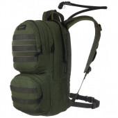 Рюкзак с питьевой системой Commander 10L WXP Olive