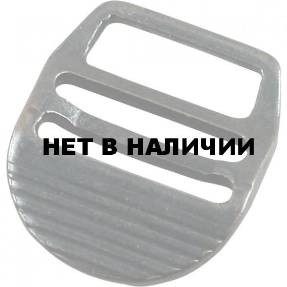 Регулятор метал. трехщелевой, шир. 16мм, черный