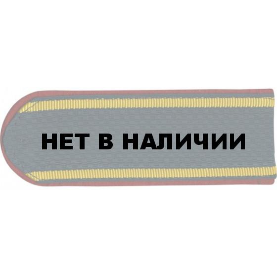 Погоны МВД Курсант (старого образца) белые