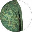 Куртка М21 мод.3 на молнии цифровая флора
