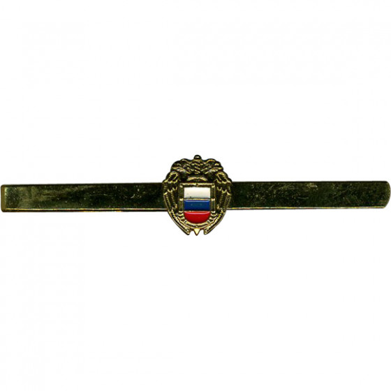 Зажим для галстука ФСО металл