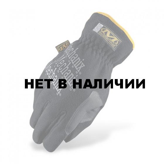 Перчатки Mechanix Fleece Utility черные