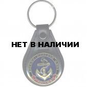 Брелок Россия ВМФ якорь на подложке
