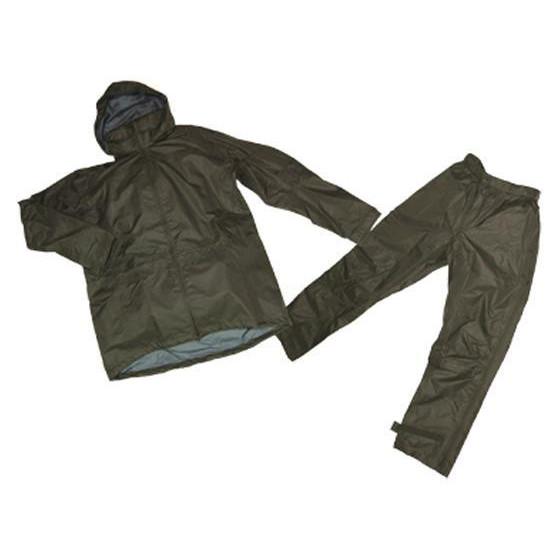 Брюки влаговетрозащитные CARINTHIA Rain Suit Trousers Gore-Tex oliv