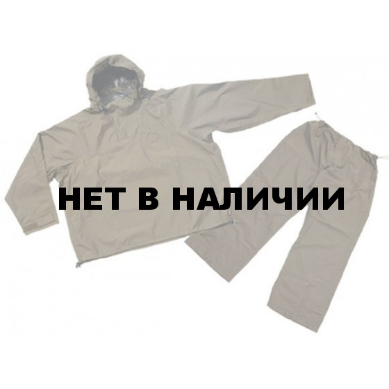 Брюки влаговетрозащитные CARINTHIA Survival Rainsuit-Trousers Gore-Tex olive