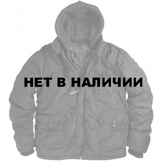 Куртка COBBS II black Alpha Industries