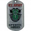 Жетон 1-12 U.S.ARMY SPECIAL FORCES металл