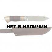 Нож Финский кожа (Мастер Гарант)