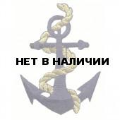 Термонаклейка -0901 Якорь вышивка