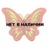 Термонаклейка -0793 Бабочка вышивка