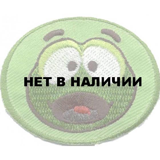 Термонаклейка -0731 FROGO вышивка