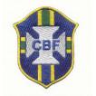 Термонаклейка -0809 SBF Brasil вышивка