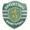 Термонаклейка -0812 Sporting Portugal вышивка