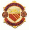 Термонаклейка -0817 Manchester united FC вышивка